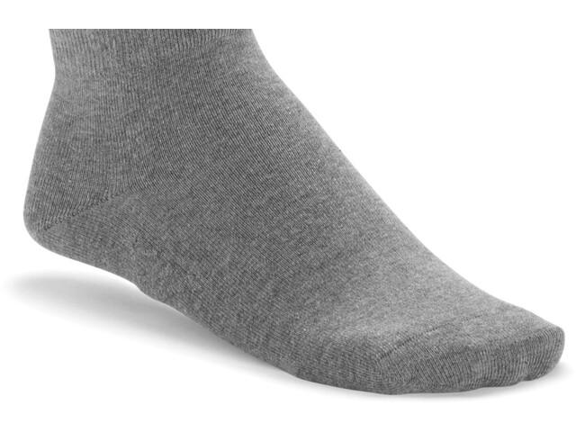 Birkenstock Cotton Sole Sneaker Calcetines Mujer, gray mel
